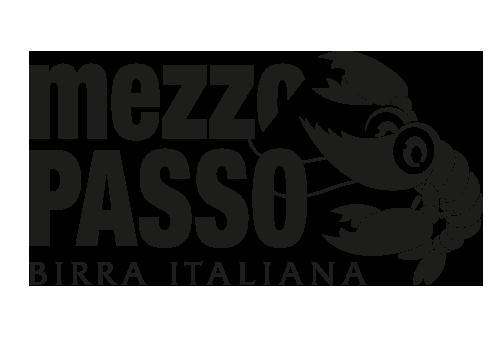 Logo MezzoPasso - Birra Italiana