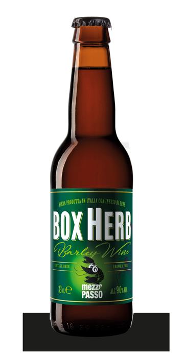 Box Herb 33cl - Mezzopasso