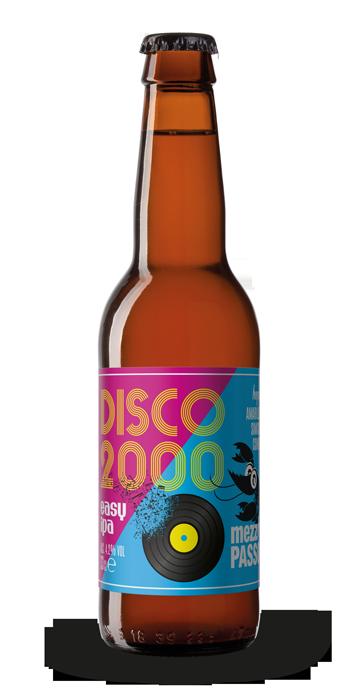 Disco 2000 - 33cl - Mezzopasso