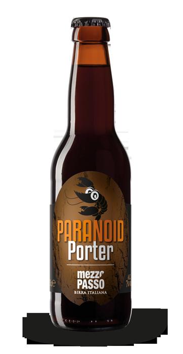 Paranoid Porter - 33cl - Mezzopasso