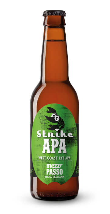 Strike Apa 33cl - Birre - Mezzopasso