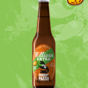 Millican Extra - Mezzopasso - Birra Italiana