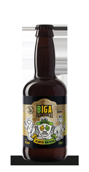 Biga Blanche 33cl - Birre - Mezzopasso