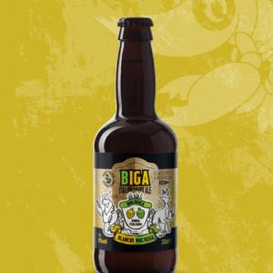 Biga Blanche - Mezzopasso - Birra Italiana