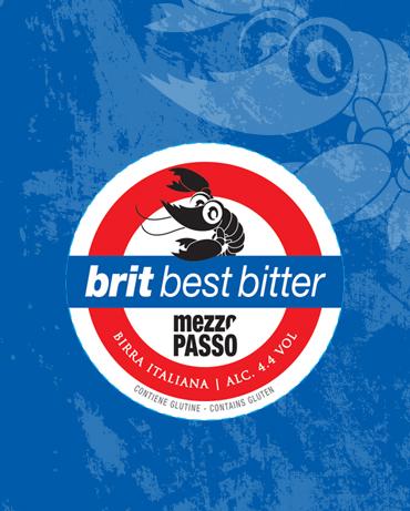 Brit Best Bitter - Mezzopasso